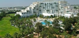 Тунис с вылетом из Минска Marhaba Palace 5*
