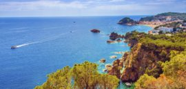Экскурсионный тур с отдыхом на Коста Брава