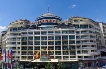 БОЛГАРИЯ ИЗ МИНСКА  Planeta Hotel & Aqua Park 5*