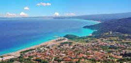 Майские праздники в Греции на полуострове Халкидики