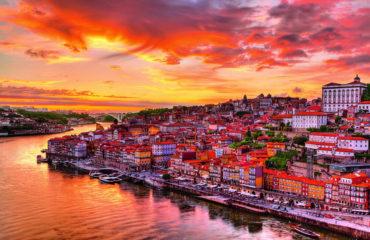 Португальская осень вместе с Атлас Мира