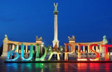 Новый год в Будапеште 2019!