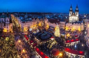 Новый год в Праге 2019!