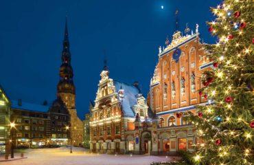 Новогодний круиз Таллинн — Стокгольм — Рига