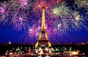 Новый Год в Париже!
