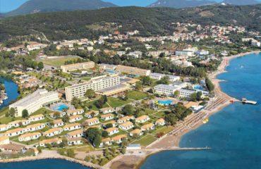 Отдых в отеле Messonghi Beach Resort 3* на о.Корфу!